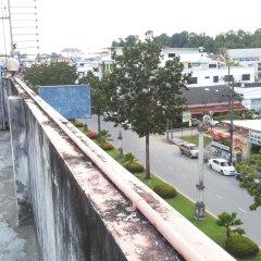 Апартаменты RC Apartment балкон