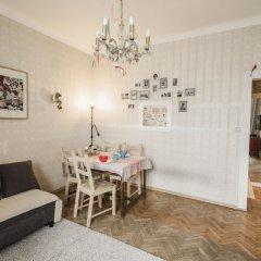 Апартаменты Old Town Charm Apartment Варшава комната для гостей фото 5