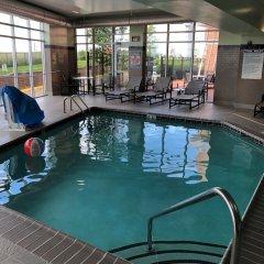 Отель Springhill Suites Minneapolis-St Paul Airpt/Mall Of America Блумингтон бассейн фото 3