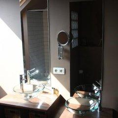 Отель B&B Les Habitats Nomades Бельгия, Брюссель - отзывы, цены и фото номеров - забронировать отель B&B Les Habitats Nomades онлайн ванная фото 2