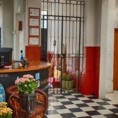 Отель Hostal de Maria Мексика, Гвадалахара - отзывы, цены и фото номеров - забронировать отель Hostal de Maria онлайн интерьер отеля фото 3