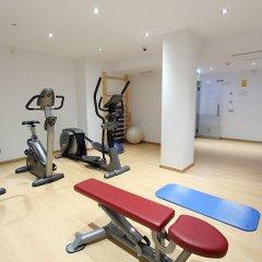 Hotel Blue Coruña фитнесс-зал фото 2