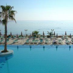 Отель Sunrise Beach Hotel Кипр, Протарас - 5 отзывов об отеле, цены и фото номеров - забронировать отель Sunrise Beach Hotel онлайн пляж