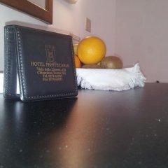 Hotel Montecarlo Кьянчиано Терме в номере