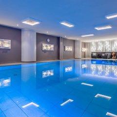 Отель Vienna Marriott Hotel Австрия, Вена - 14 отзывов об отеле, цены и фото номеров - забронировать отель Vienna Marriott Hotel онлайн бассейн фото 3