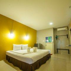Отель Lanta Smile Resort @Long Beach Ланта сейф в номере