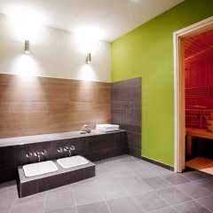 Отель arcona LIVING BACH14 Германия, Лейпциг - 1 отзыв об отеле, цены и фото номеров - забронировать отель arcona LIVING BACH14 онлайн сауна