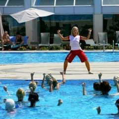 Mukarnas Spa & Resort Hotel Турция, Окурджалар - отзывы, цены и фото номеров - забронировать отель Mukarnas Spa & Resort Hotel онлайн фитнесс-зал фото 3