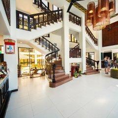 Vinh Hung 2 City Hotel интерьер отеля