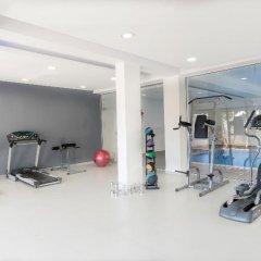 Royal Blue Hotel Paphos фитнесс-зал фото 2