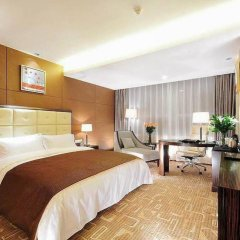 Отель Yulong International Hotel Китай, Сиань - отзывы, цены и фото номеров - забронировать отель Yulong International Hotel онлайн комната для гостей фото 5