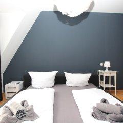 Апартаменты Boutique Apartments Leipzig комната для гостей