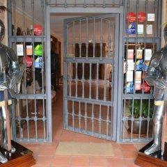Отель Posada Real Del Pinar Посаль-де-Гальинас развлечения