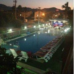 Ozturk Apart Hotel Мармарис спортивное сооружение