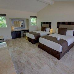 Отель Grand Park Royal Luxury Resort Cancun Caribe Мексика, Канкун - 3 отзыва об отеле, цены и фото номеров - забронировать отель Grand Park Royal Luxury Resort Cancun Caribe онлайн комната для гостей фото 5