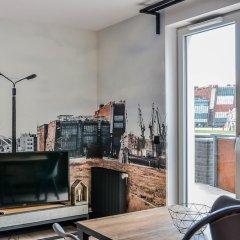 Апартаменты Grand Apartments - Bastion Wałowa Гданьск интерьер отеля фото 3