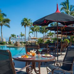 Отель Villa La Estancia Beach Resort & Spa бассейн фото 2