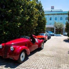 Отель Bellavista Terme Монтегротто-Терме парковка