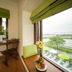 The Villa Hoi An Boutique Hotel балкон