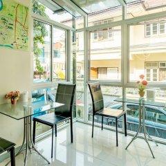 Отель Riski residence Bangkok-noi Таиланд, Бангкок - 1 отзыв об отеле, цены и фото номеров - забронировать отель Riski residence Bangkok-noi онлайн бассейн