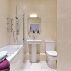 Отель Churchill Nike Apartments Великобритания, Лондон - отзывы, цены и фото номеров - забронировать отель Churchill Nike Apartments онлайн ванная