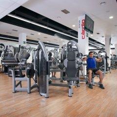 Отель Hostal Plaza Goya Bcn Барселона фитнесс-зал