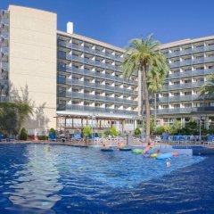 Отель Eurosalou & Spa Испания, Салоу - 4 отзыва об отеле, цены и фото номеров - забронировать отель Eurosalou & Spa онлайн бассейн