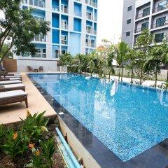 Отель Deeprom Pattaya Паттайя бассейн фото 2