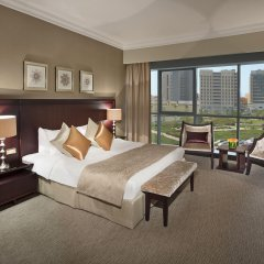City Seasons Hotel Dubai комната для гостей