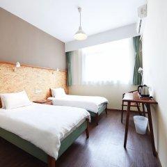 Отель Shanghai Nanjing Road Youth Hostel Китай, Шанхай - отзывы, цены и фото номеров - забронировать отель Shanghai Nanjing Road Youth Hostel онлайн комната для гостей