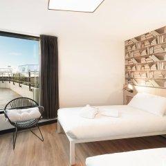 Отель Generator Paris Франция, Париж - 5 отзывов об отеле, цены и фото номеров - забронировать отель Generator Paris онлайн комната для гостей фото 3