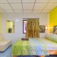 Отель Poopreaw Resort комната для гостей фото 3