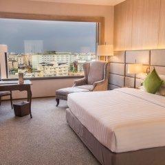 Отель Swissotel Bangkok Ratchada комната для гостей фото 3