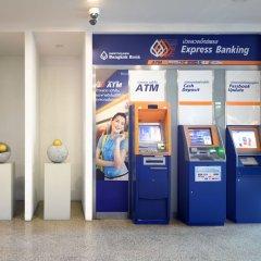 Отель Sivatel Bangkok Бангкок банкомат