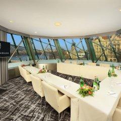 Отель Dancing House Hotel Чехия, Прага - 2 отзыва об отеле, цены и фото номеров - забронировать отель Dancing House Hotel онлайн помещение для мероприятий