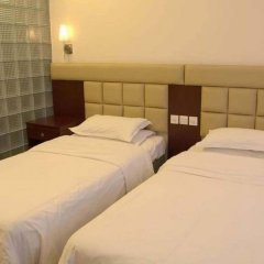 City Hotel Xian комната для гостей фото 3
