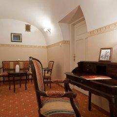 Отель Amadeus Краков интерьер отеля