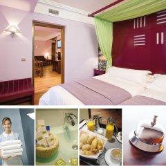 Отель Suites Gran Via 44 Apartahotel в номере
