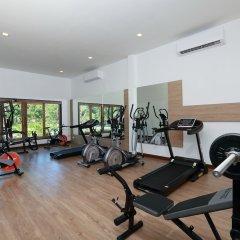 Отель Lanta Casa Blanca Ланта фитнесс-зал