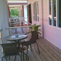 Отель Tamarind Twin Resort Ланта балкон
