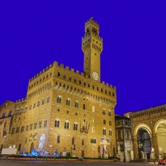 Отель Rivoire - 2783 - Florence - Hld 34357 Флоренция вид на фасад