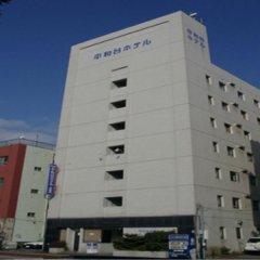 Отель Heiwadai Hotel Otemon Япония, Фукуока - отзывы, цены и фото номеров - забронировать отель Heiwadai Hotel Otemon онлайн
