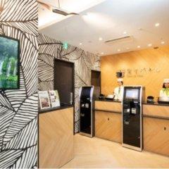 Отель Henn na Hotel Tokyo Akasaka Япония, Токио - отзывы, цены и фото номеров - забронировать отель Henn na Hotel Tokyo Akasaka онлайн в номере фото 2