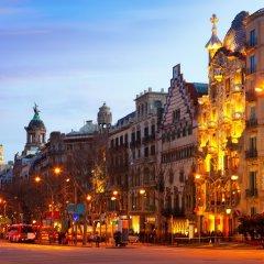 Hotel Climent Барселона городской автобус