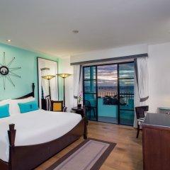 Отель Wave комната для гостей