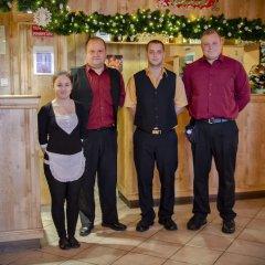 Arany Patkó Hotel & Restaurant интерьер отеля
