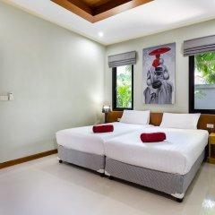 Отель Elephant Palm 1 Пхукет комната для гостей