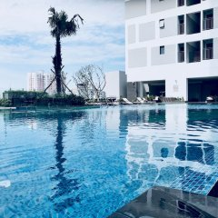 Апартаменты Henry Studio Luxury 2BR SWPool 17th бассейн фото 3