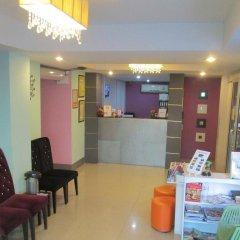 Airy Suvarnabhumi Hotel интерьер отеля