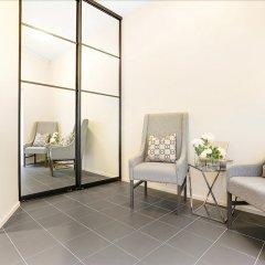 Отель Nordic Host Luxury Apts - Town Home балкон